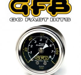 Fuel Pressure Gauge GFB 7530 NZ
