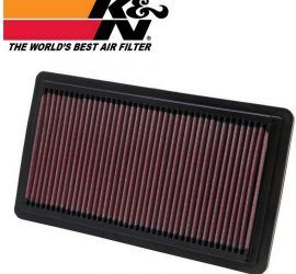 K&N Mazda 6, Atenza, CX7, MPV Replacement Panel Filter 33-2279