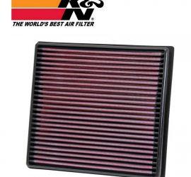 K&N Isuzu MU-X & D-Max
