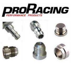 PRO Racing Weld On Fittings