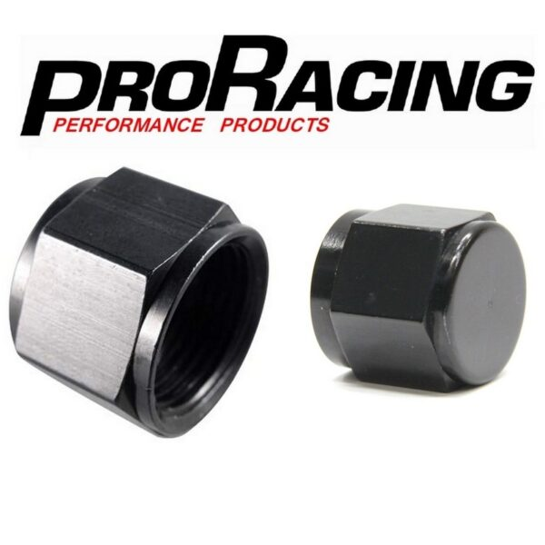 PRO Racing AN Flare Caps
