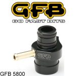 GFB Manifold Boost Gauge Port Part # GFB 5801 + GFB 5801