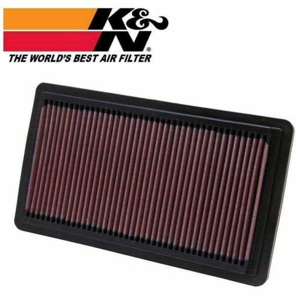 K&N Mazda 6, Atenza, CX7, MPV Replacement Panel Filter 33-2279