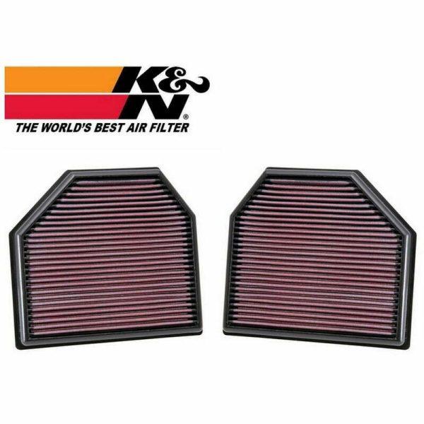 K&N BMW M3, M4, M5, M6 Replacement Panel Filter