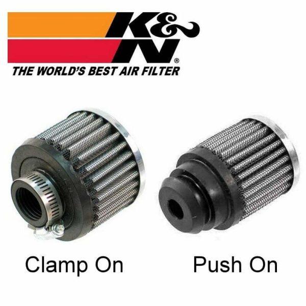 K&N Breather Filter
