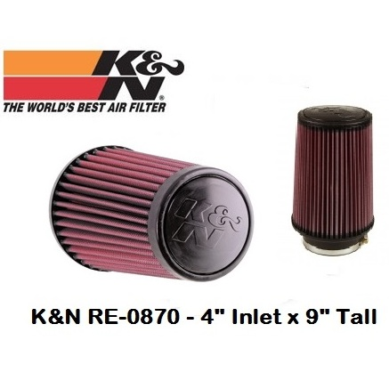K&N RE-0870 Air Filter