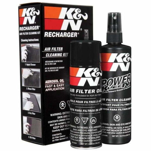 K&N Recharger Kit 99-5000