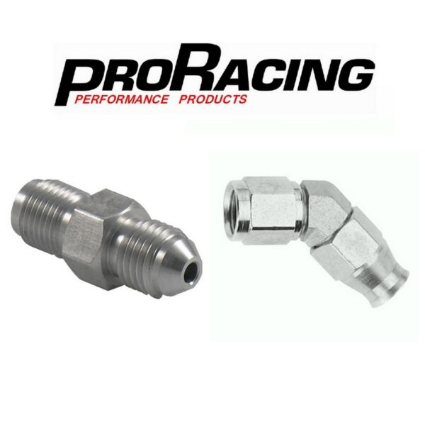 Turbo Oil Feed Fittings