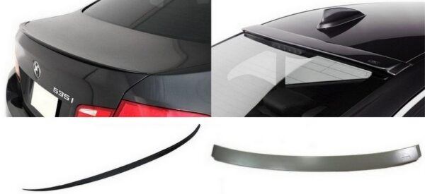 BMW M3 Boot Spoilers