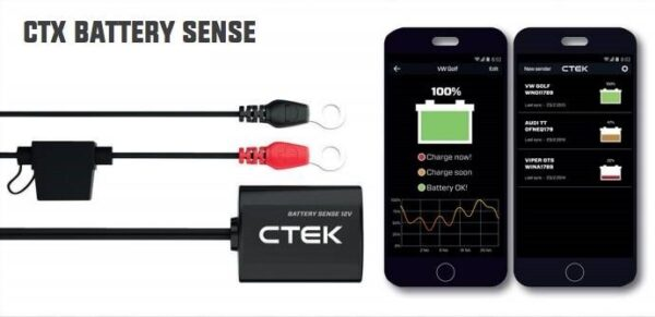 CTEK Battery Sense Bluetooth