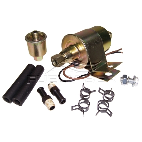 Low Pressure Inline Fuel Pump 5-9psi