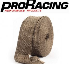 Lava Rock Exhaust Wrap