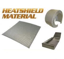 Exhaust Heat Shielding