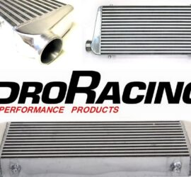 Front Mount Aluminum Intercooler